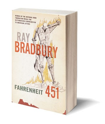 "the notion of censorship in fahrenheit 451 a novel by ray bradbury Dreams of ray bradbury:  best known for his 1953 novel ""fahrenheit 451,"" used his imagination to take a hard look at a world locked in a growing."