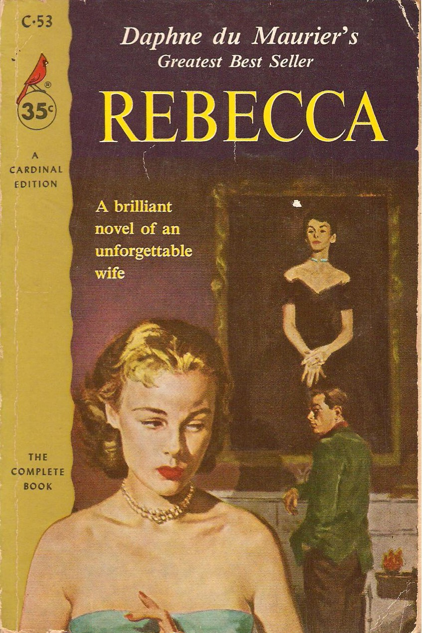 a summary of the novel rebecca by daphne du maurier Find great deals on ebay for rebecca by daphne dumaurier and new listing rebecca by daphne dumaurier - 1938 - book club rebecca daphne du maurier daphne.