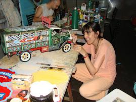 Camion Fileteado
