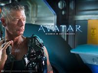 Stephen Lang in Avatar Movie Wallpaper
