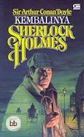 Kembalinya Sherlock Holmes   Ebook