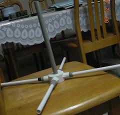 Projek antenna 9W2VEB