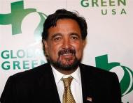 Governor Bill Richardson of New Mexico endorses Barack Obama for President