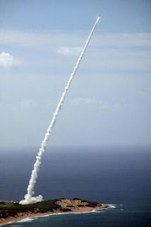 Satellite USA 193 missle shootdown