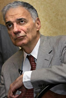 Ralph Nader enters presidental race