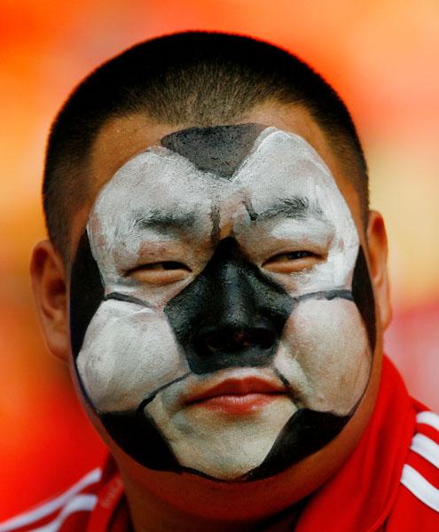 WORLD CUP FOOTBALL (SOCCER): Football Crazy Funny World