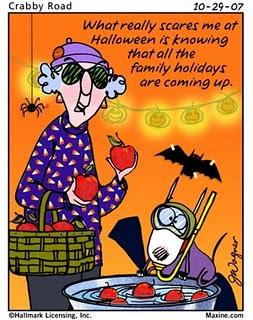 maxine and halloween - Halloween Jokes For Seniors