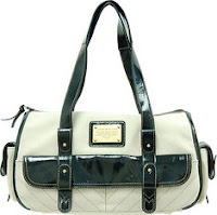 Tommy Hilfiger New London Canvas Satchel