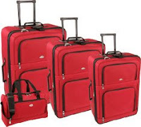 Pierre Cardin Chateau 4 piece Luggage Set