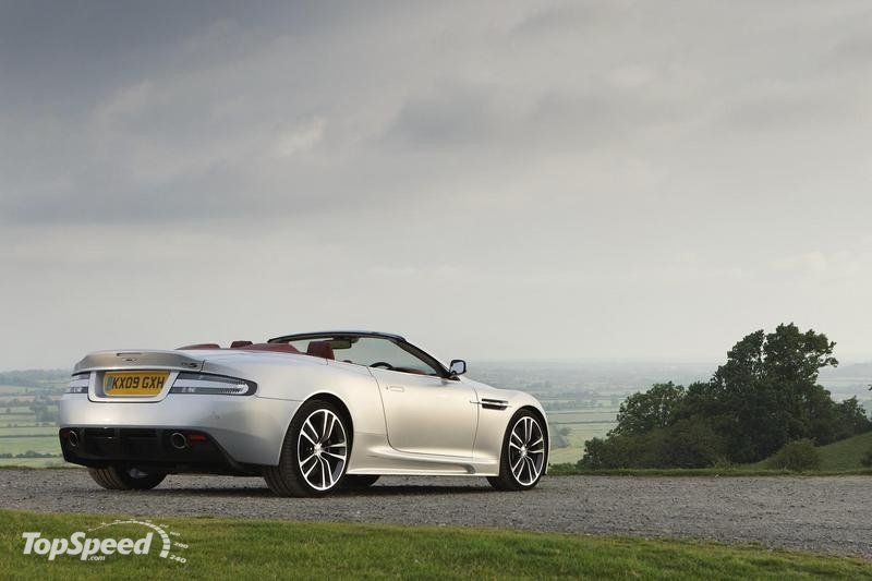 aston martin dbs wallpaper. 2010 Aston Martin DBS 01