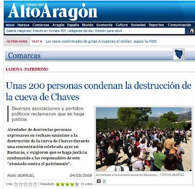 federacion aragonesa montana: