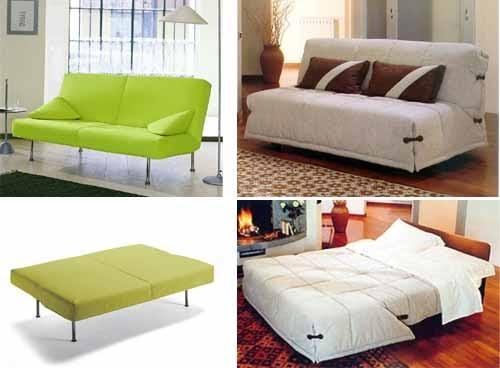 Arredare casa divani letto o letti divano non la - Divani stretti e lunghi ...