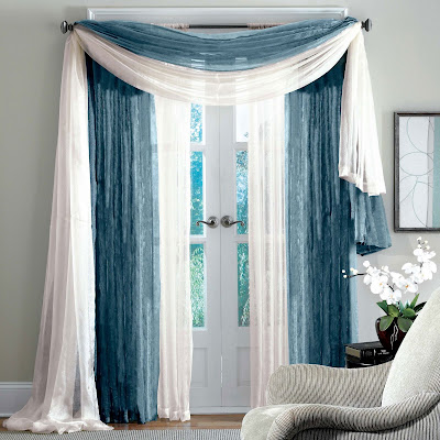 Off white curtain holdbacks - Curtains Scarves Curtains Amp Blinds