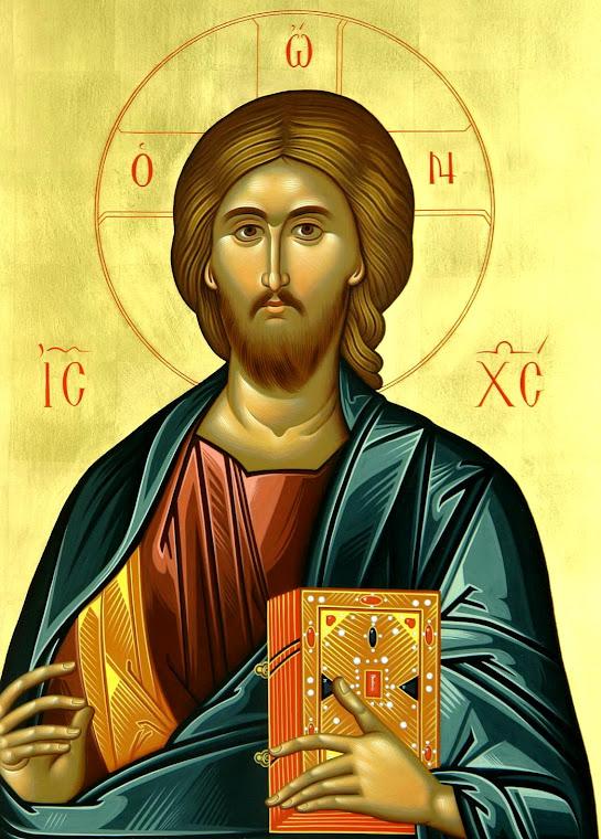 Ιησούς Χριστός Ο του κόσμου Σωτήρ