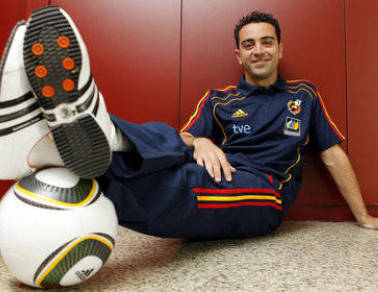 everyday barca profile xavi hernandez