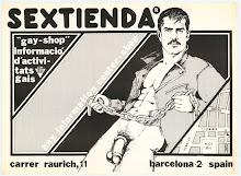 2º POSTER SEXTIENDA 1982