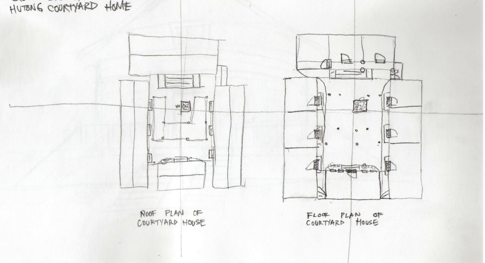 Dream Courtyard Floor Plans 19 Photo House Plans 30183