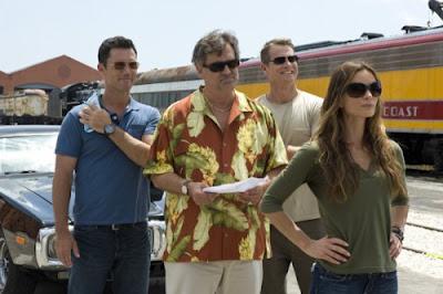 Burn Notice Season 3 Episode 7 'Shot in the Dark'