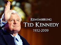 Ted Kennedy Funeral and Memorial Arrangement