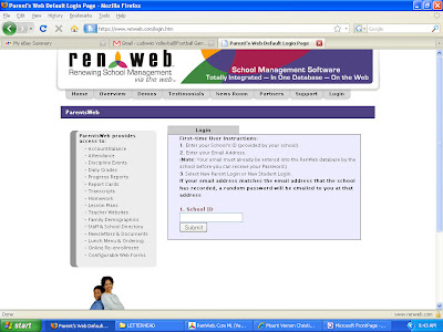 RenWeb Parent Login at www.renweb.com login