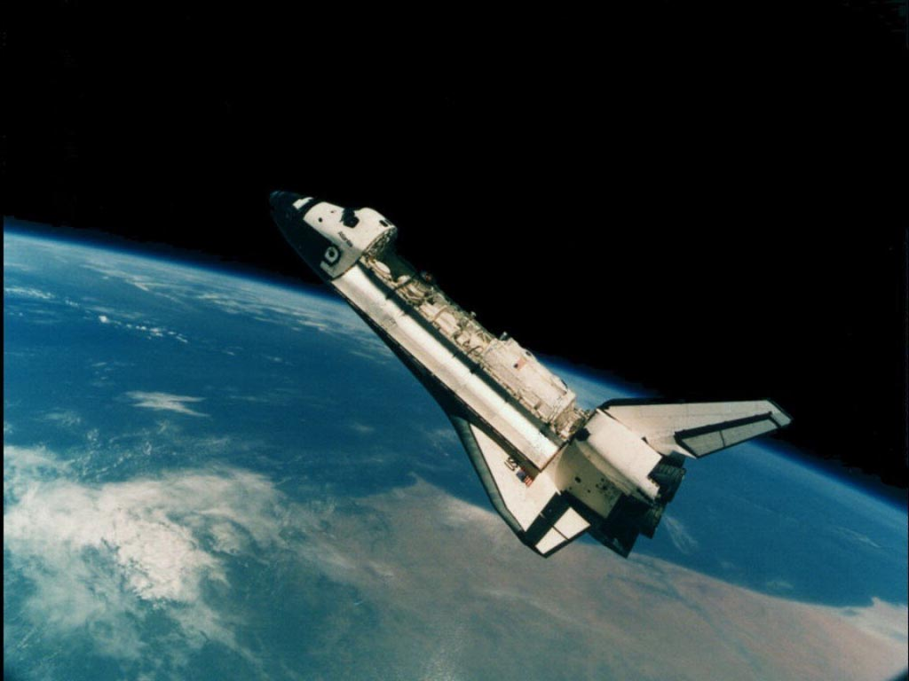 space shuttle weight - photo #4