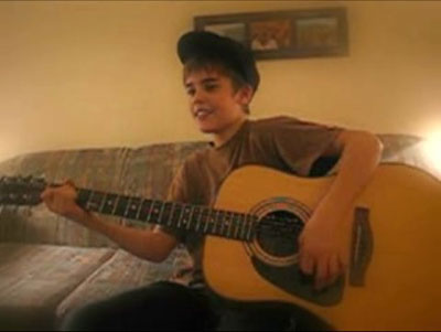 Justin Bieber on Bieber Performed Stevie Wonder S Someday At Christmas For U
