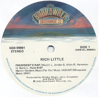 Rich Little - Presidents Rap