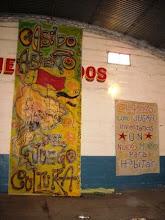 así se hizo el cartel-mural del Cabildo