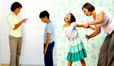 Kisah Inspiratif - Jangan Membentak Anak