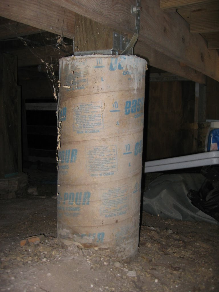 What Is A Pier And Beam Foundation