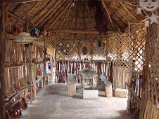 Comedor tradicional maya Kaxan Xuul.
