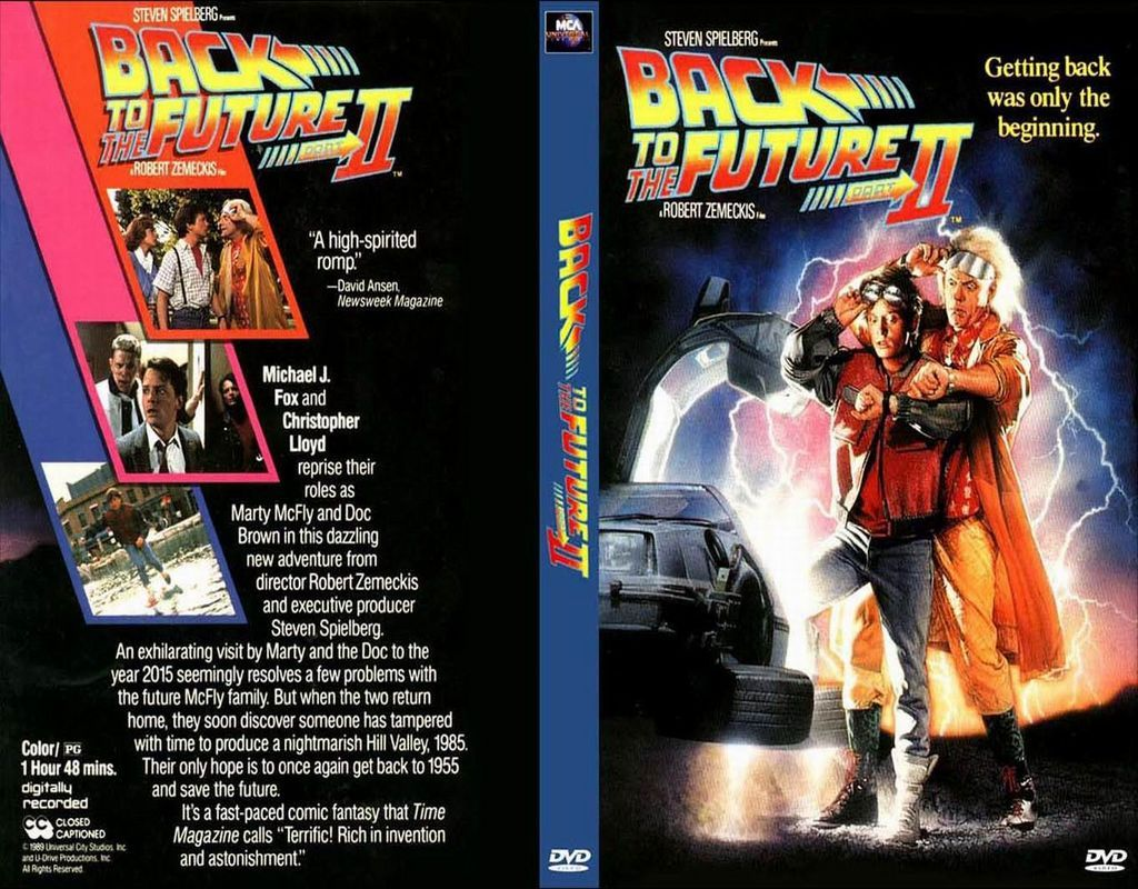 Back to the Future Part II (1989 film)-Tamil dubbed