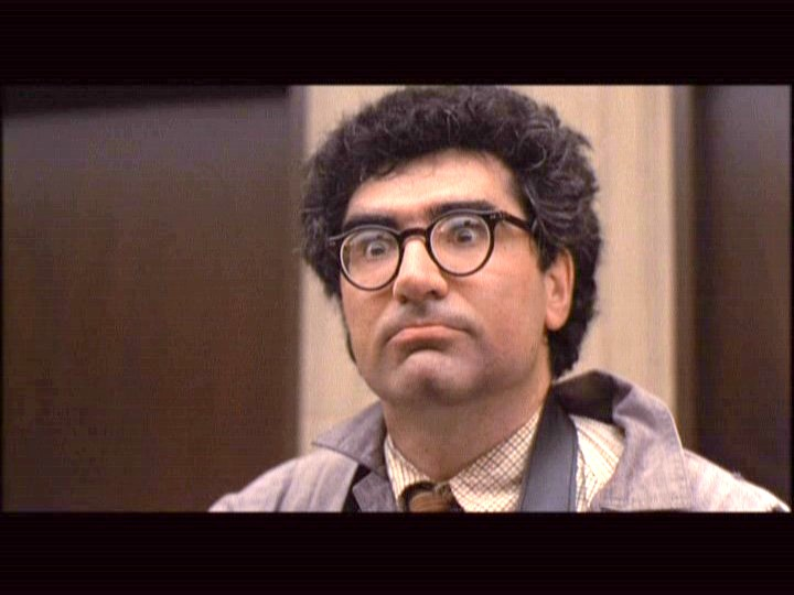 Peter's Movie Thoughts: Early Tom Hanks Double Feature ... Eugene Levy Young