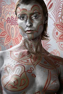 Make Up Body Painting