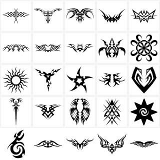 Tribal Tattoos Various