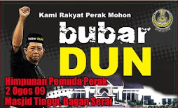 jom pakat bubar dun perak