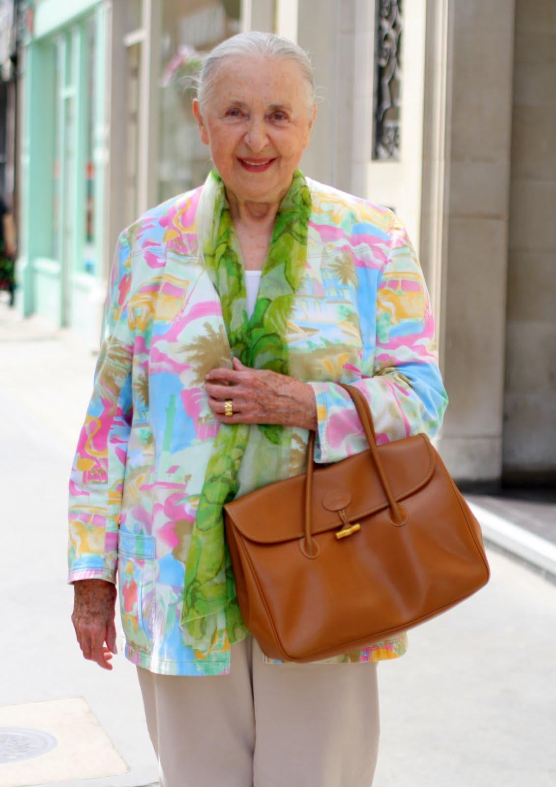Мода для женщин элегантного возраста 30 фотография