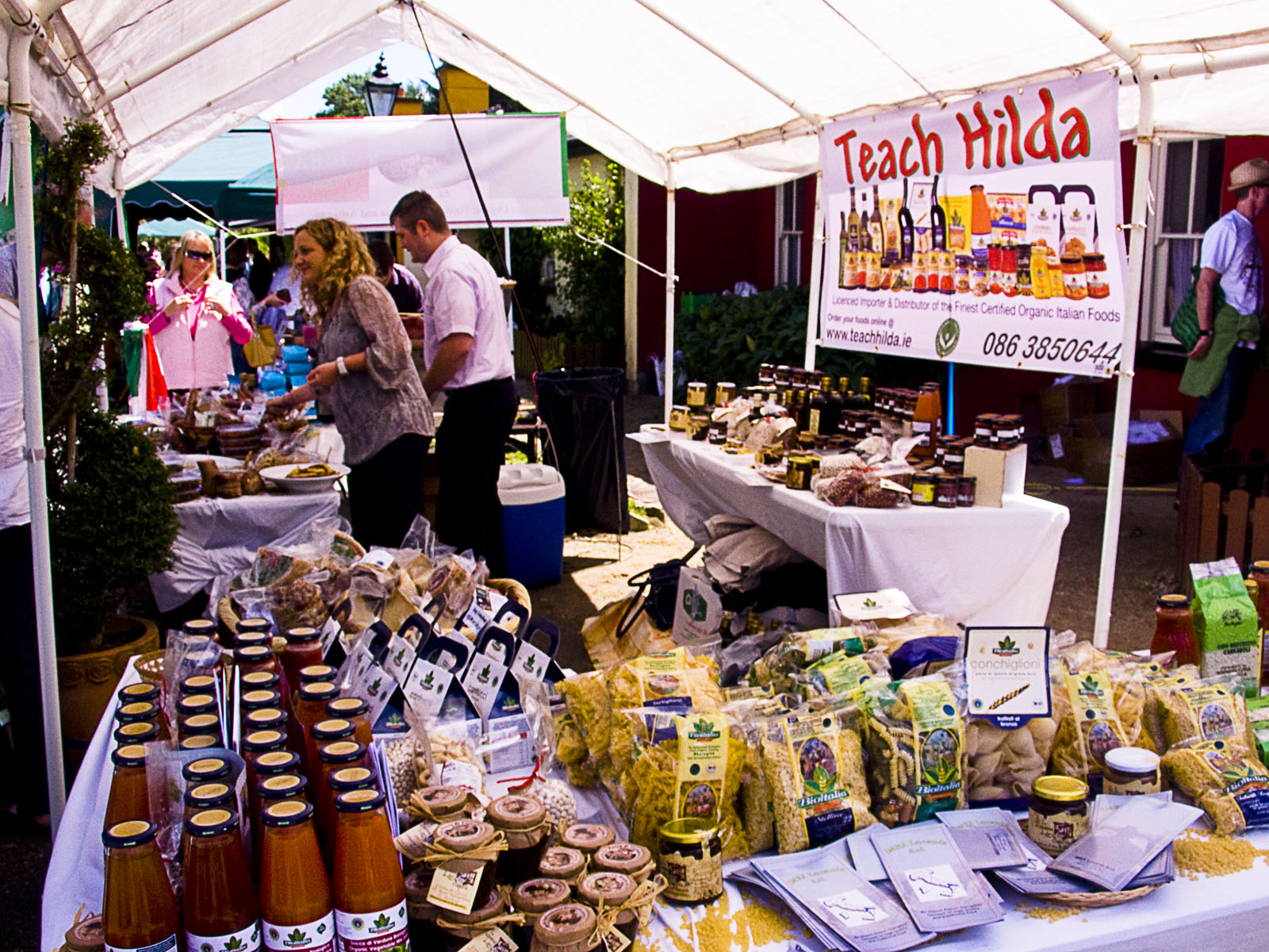 Food Market @ Macreddin Village  @ Macreddin Village  | Aughrim | Wicklow | Ireland