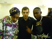 Mr Midas, Mike Skinner & Dizzee