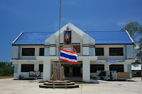 Municipality office of Khanom