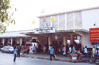 Surat Thani trainstation