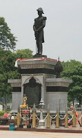 Statue of the Prince of Chumphon