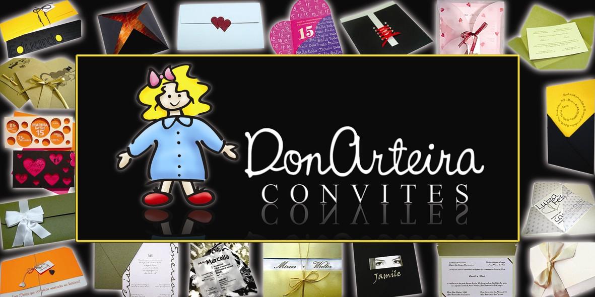 DonArteira Convites
