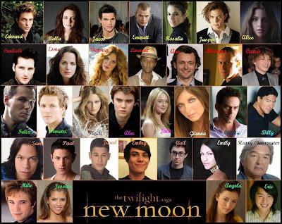 twilight saga fan cast list