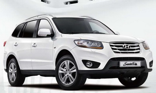 Tech World Hyundai Santa Fe India Review Specifications