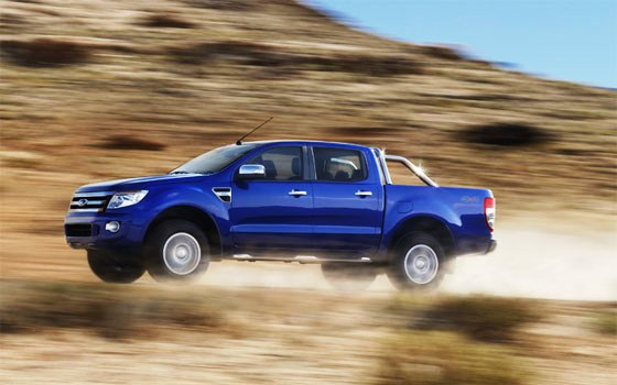 2012 New Ford Endeavour