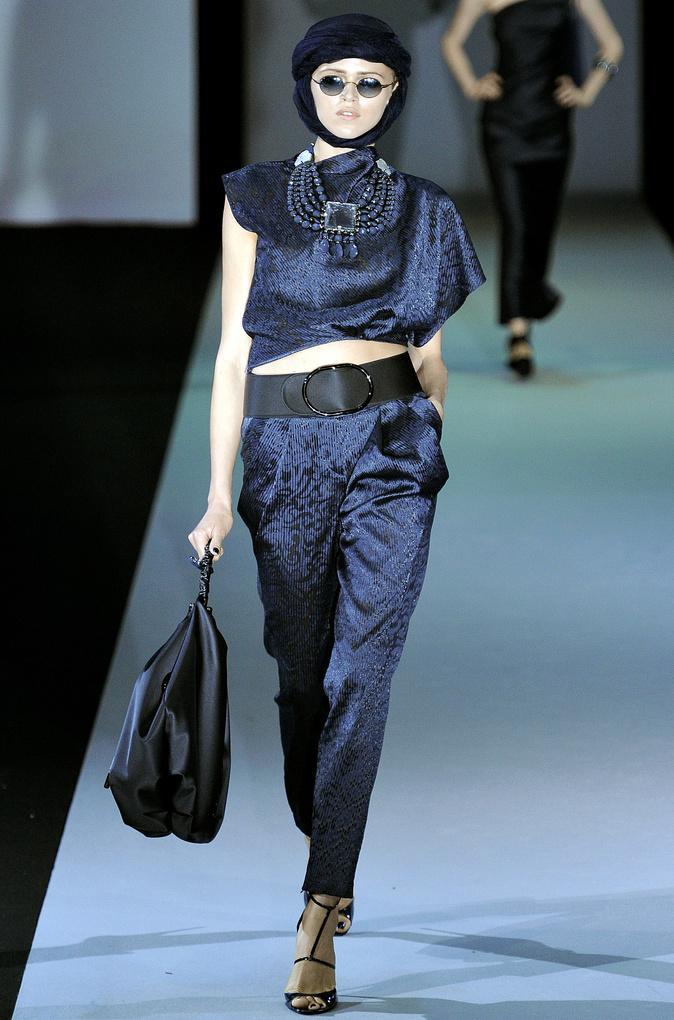 Fashion & Lifestyle: Giorgio Armani Jewelry
