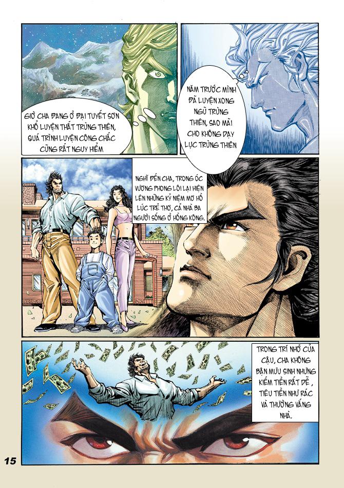 Tân Tác Long Hổ Môn chap 18 - Trang 14