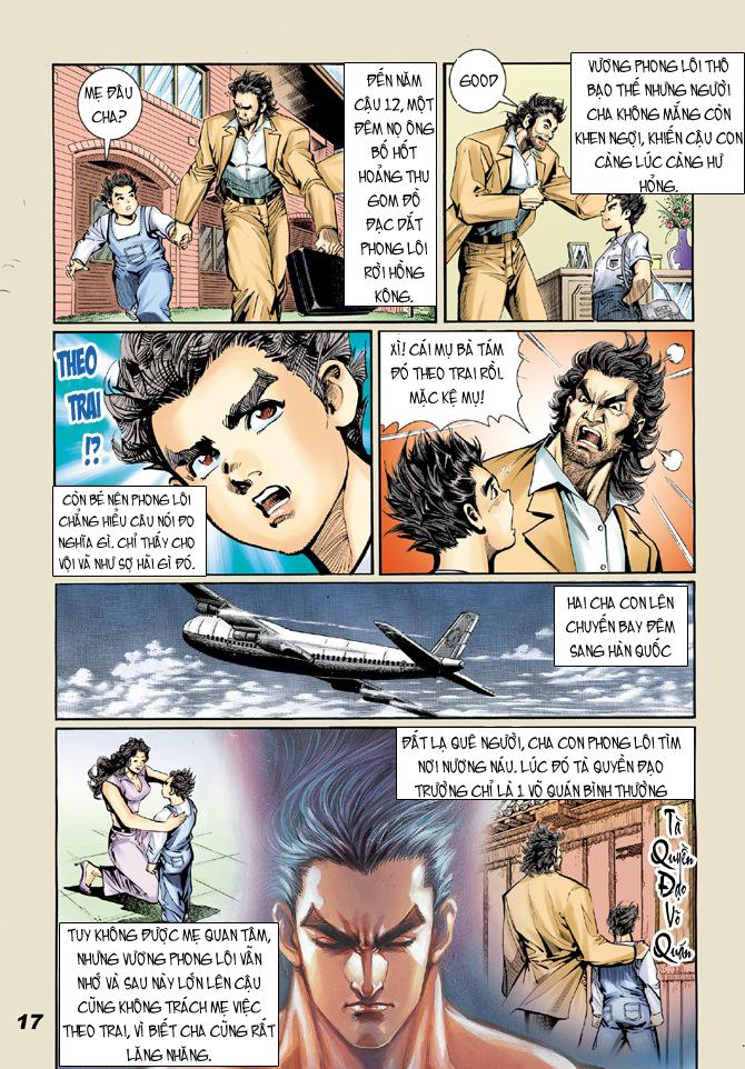 Tân Tác Long Hổ Môn chap 18 - Trang 16