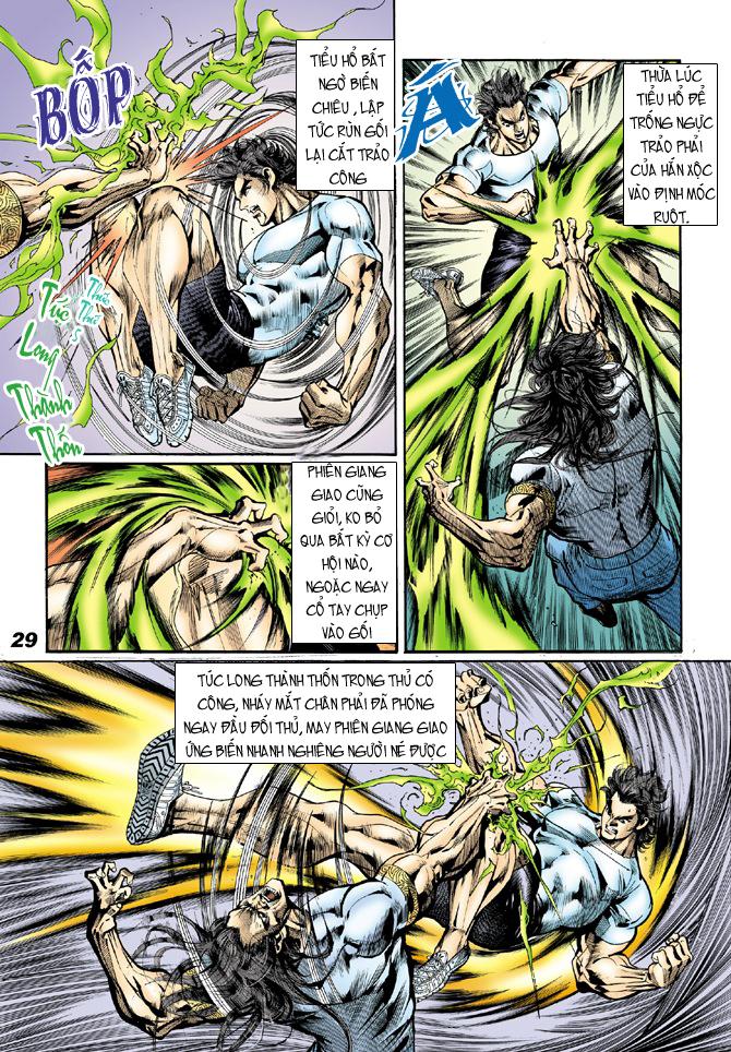 Tân Tác Long Hổ Môn chap 18 - Trang 26